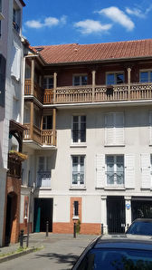 APPARTEMENT - STUDIO MEUBLE - 25.74m² - THIAIS